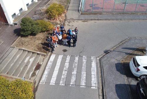 境町校の受講風景 2018年2月